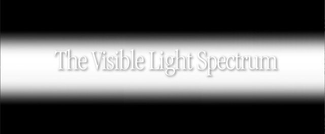 white visiblt light