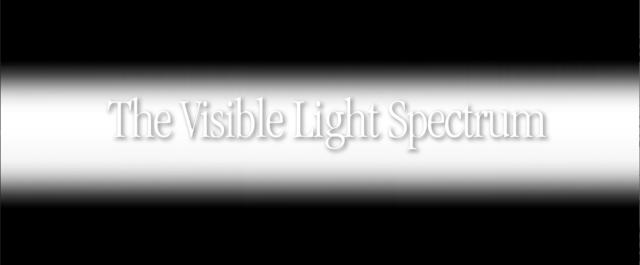 white visiblt light