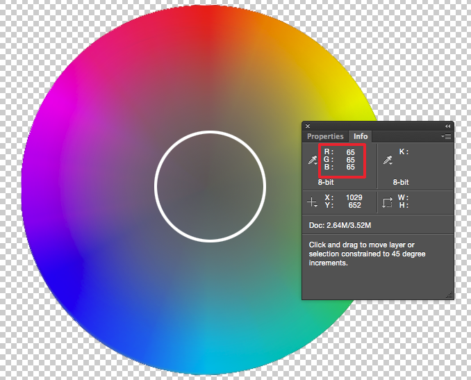 Color Balance Is All About Neutral Gray