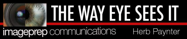 The Way Eye Sees It Banner